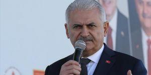 Başbakan: Artık PKK bu millete zarar veremeyecek