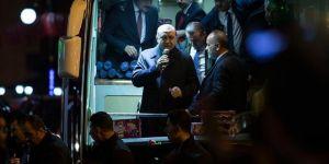 Erdoğan: 2019'a hep beraber inşallah farklı yürüyeceğiz