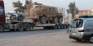 ABD, terör örgütü PKK/PYD'ye 120 adet zırhlı araç verdi