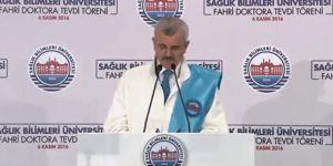 Erdoğan'ın doktoru: İlaçlarda domuz parçacıkları var
