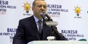 Erdoğan: Milletin onuruyla oynanmasına asla izin vermeyeceğiz
