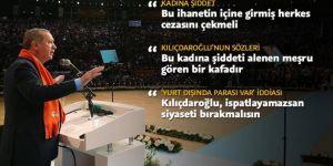 Erdoğan: Yurt Dışında Hangi Bankada Erdoğan'ın Hesabı Var? İspatlarsan Makamımı