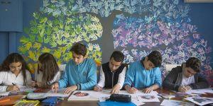 İşte Başarı: Aynı Okulda 'Erasmus+' için 5 proje