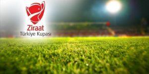 Ziraat Türkiye Kupası'nda 5. tur 5 maçla başladı
