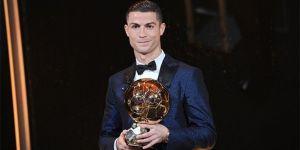 Altın Top Ödülü, 5. kez o futbolcunun