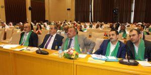 Ramazan Çakırcı, Arap Eğitim Örgütü Toplantısına Katıldı