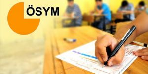 ÖSYM'den sınav görevli ücretlerinde yeni düzenleme