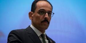 Cumhurbaşkanlığı Sözcüsü Kalın'dan ABD'ye Kudüs Tepkisi