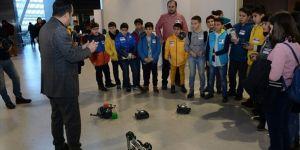 'STEM Makers Fest/Expo 2017' bilim meraklılarını bir araya getirdi