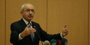 Kılıçdaroğlu: Türkiye'de hangi sorun varsa çözüm adresi biziz