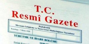 Eski AK Parti'li vekile yeni görev Resmi Gazete'de!