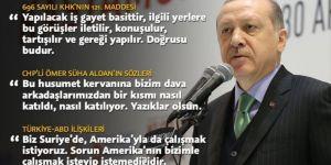 Erdoğan'dan Abdullah Gül'e: Yazıklar Olsun