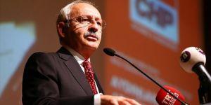 CHP Genel Başkanı Kılıçdaroğlu şehit polis Fethi Sekin'i andı
