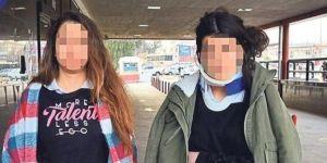 Eşkıya kızlardan okulda dayak! Demir çubuklarla saldırdılar