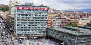 Spor Müdürlüğü ve Gümrük Müsteşarlığı binaları yıkılacak