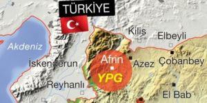 Afrin'e yıldırım harekatı kapıda
