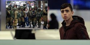 Kudüs direnişinin sembolü Filistinli Cuneydi Türkiye'ye geldi