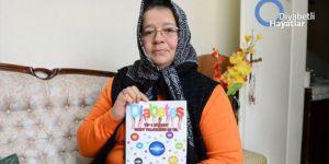 Diyabetli 'Şeker Teyze'den diyabetli çocuklara rehber kitap