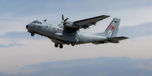 Isparta'da askeri eğitim uçağı düştü!3 Asker Şehit Oldu