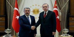 Destici: Erdoğan AK Parti'ye katılmam için teklifte bulundu