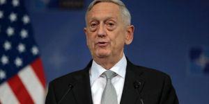 Mattis: Türkiye hava saldırısı yapmadan önce bizi uyardı