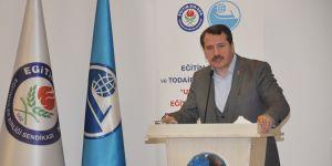Ali Yalçın: Gelir dağılımındaki adaletsizlik ortadan kaldırılmalı