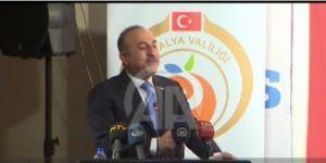 Bakan Çavuşoğlu: Antalya'ya 10 üniversite açacağız