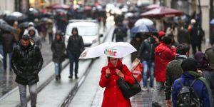 Marmara Bölgesinde sağanak yağış bekleniyor