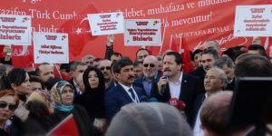 Ali Yalçın: FETÖ'cü hain kalkışmayı unutmayacağız, unutturmayacağız!