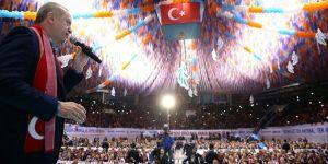 Erdoğan: FETÖ ile mücadelede asla geriye dönüş söz konusu değil