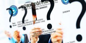 Türk Eğitim-Sen'den MEB'e 3 Altanatifli Yönetici Atama Teklifi