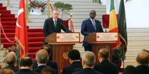 Erdoğan: Senegal'de FETÖ okullarının kapatılması çok çok önemli
