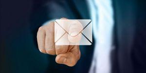 Milli e-posta geliyor