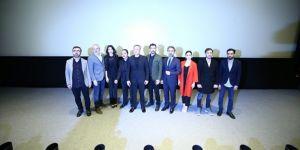 Direniş Karatay filminin basın gösterimi yapıldı