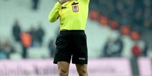 Süper Lig'de 26. hafta maçları hakemleri açıklandı