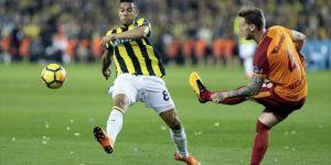 Fenerbahçe ile Galatasaray 0-0 berabere kaldı