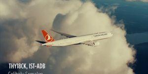 THY uçağı, Gelibolu semalarında şehitler için uçtu