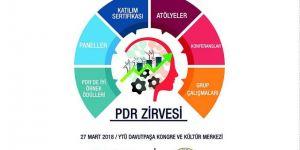 PDR Zirvesi 27 Mart'ta gerçekleştirilecek