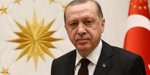 Cumhurbaşkanı Erdoğan'dan Regaip Kandili mesajı