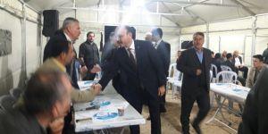 Talip Geylan'ın İlk Ziyareti Hatay'a, Son Afrin Şehidine!
