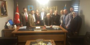 İsmail Koncuk İYİ Parti'ye katıldı