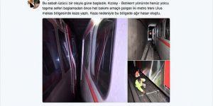 En az iki gün metro seferleri iptal