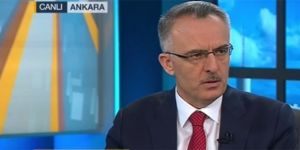 Maliye Bakanı: Bütçe Mart'ta 20,2 milyar lira açık verdi