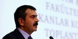 Müsteşar Tekin'den 'okul listesi' açıklaması