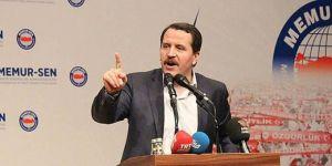 Ali Yalçın: Memura siyaset yasağı da kalkmalı
