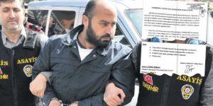 Üniversite katili emniyetten 'rapor' beklemiş