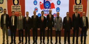 Türkiye Kamu-Sen Seçimini Yaptı: Önder Kahveci Genel Başkan