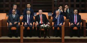 Erdoğan: TBMM Genel Kurulundaki tartışmalar 'rezalet'