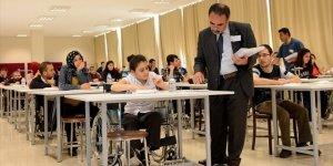 ÖSYM'den engellilere 81 ilde sınav hizmeti