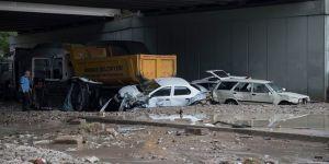 Ankara'daki selin izleri siliniyor